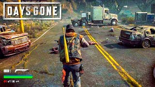 SUSTOS DE MUERTE!! DAYS GONE