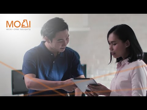 Service Insights | MOAI-CRM
