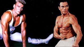 Рационы Dolph Lundgren & Jean-Claude Van Damme