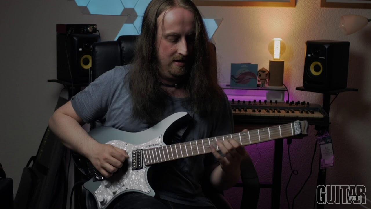 Jack Gardiner - Lark Lane (guitar playthrough)