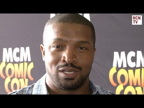Roger Cross  Dark Matter