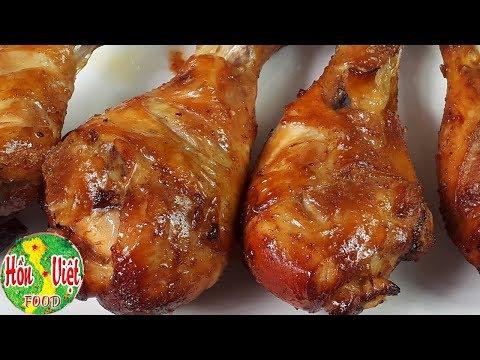✅ Làm Gà Nướng Mật Ong Theo Kiểu Này Thì Ngon Thôi Rồi   Hồn Việt Food