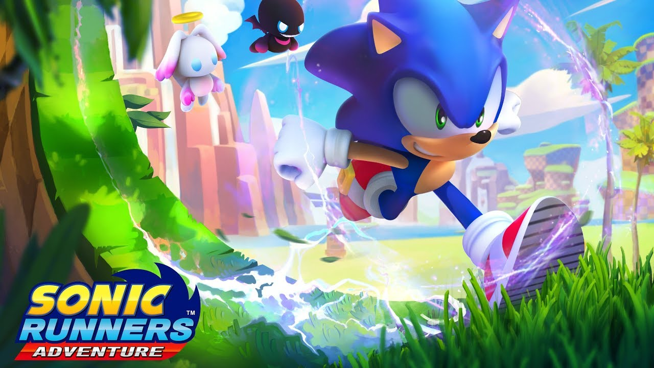 Sonic Runners Adventure hits top speed! | Gameloft Central