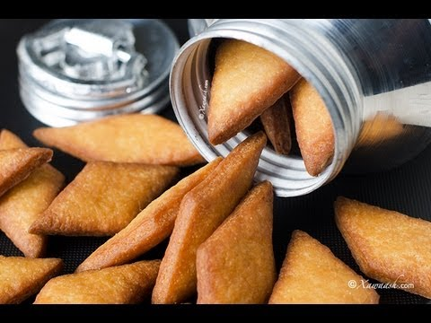 Somali Fried Biscuits (Buskud Goos Goos) Biscuits Frits Somalis بسكويت مقلي صومالي