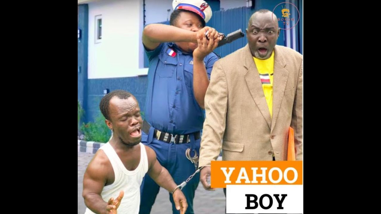 Download YAHOO BOY ...Who Is  A Yahoo Boy? Find out in this hilarious Episode