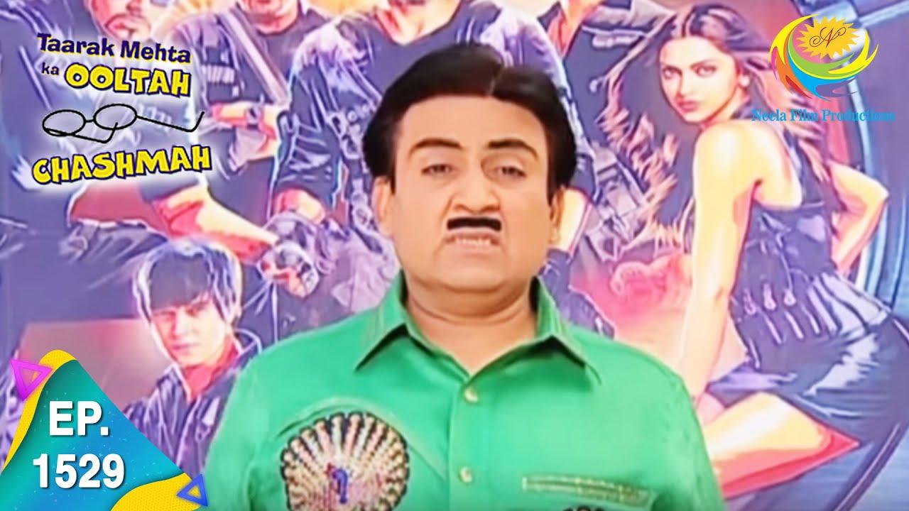 Download Taarak Mehta Ka Ooltah Chashmah - Episode 1529 - Full Episode