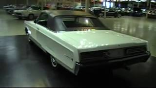 *SOLD* 1968 Chrysler 300 Convertible w/ 440CI for sale at Gateway Classic Cars in IL.