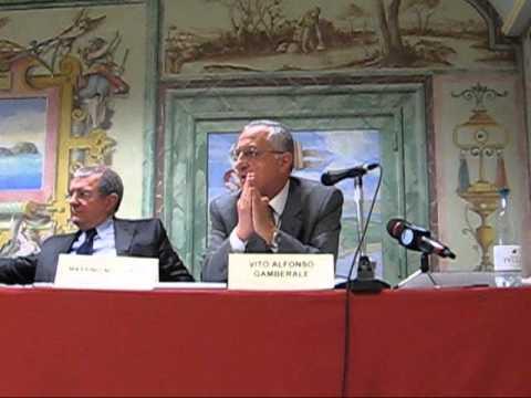 Vito Gamberale (F2i) difende l'italianità di Telecom Italia
