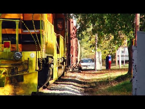 Thumbnail: TRRS 462: Train v Car Accident - As it Happened!