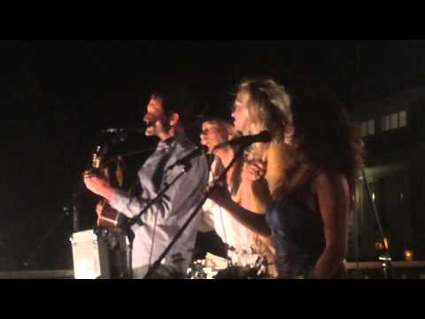 Close Your Eyes - performed by Ben & Sally Taylor and Mom - Carly Simon