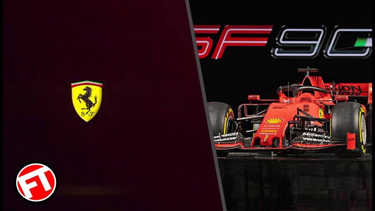 ¡¡LA BESTIA DESPIERTA!! ASI SUENA EL NUEVO FERRARI F1 2020
