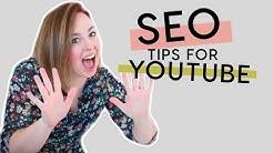 10 YouTube SEO Tips