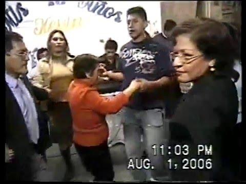 MAMA EDILMA LARREA EN LOS 18 AÑOS DE VITO