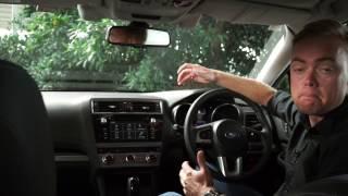 2017 Subaru Liberty - Interior | Subaru Australia