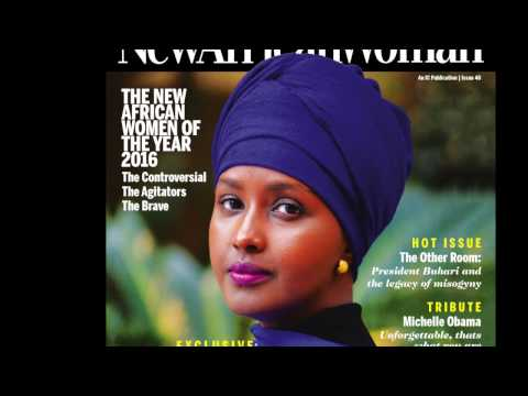 New African Woman Highlights of 2016