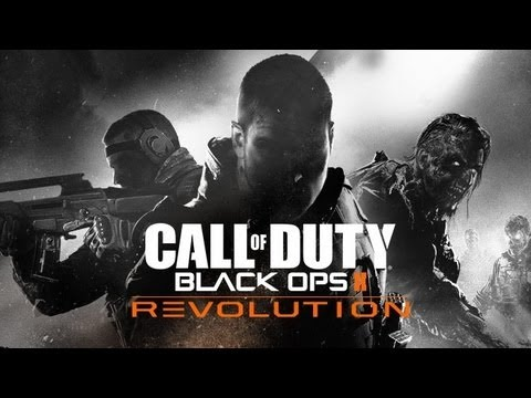Call of Duty: Black Ops II - Revolution | Gameplay Trailer (2013) [EN] | HD