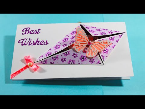 Greeting Cards Latest Design Handmade✨Birthday card ideas