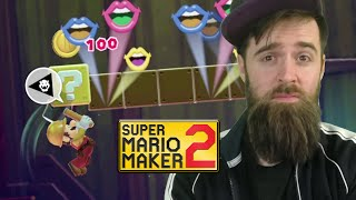 I Personally Procured the Finest Levels This Game Has to Offer [SUPER MARIO MAKER 2]