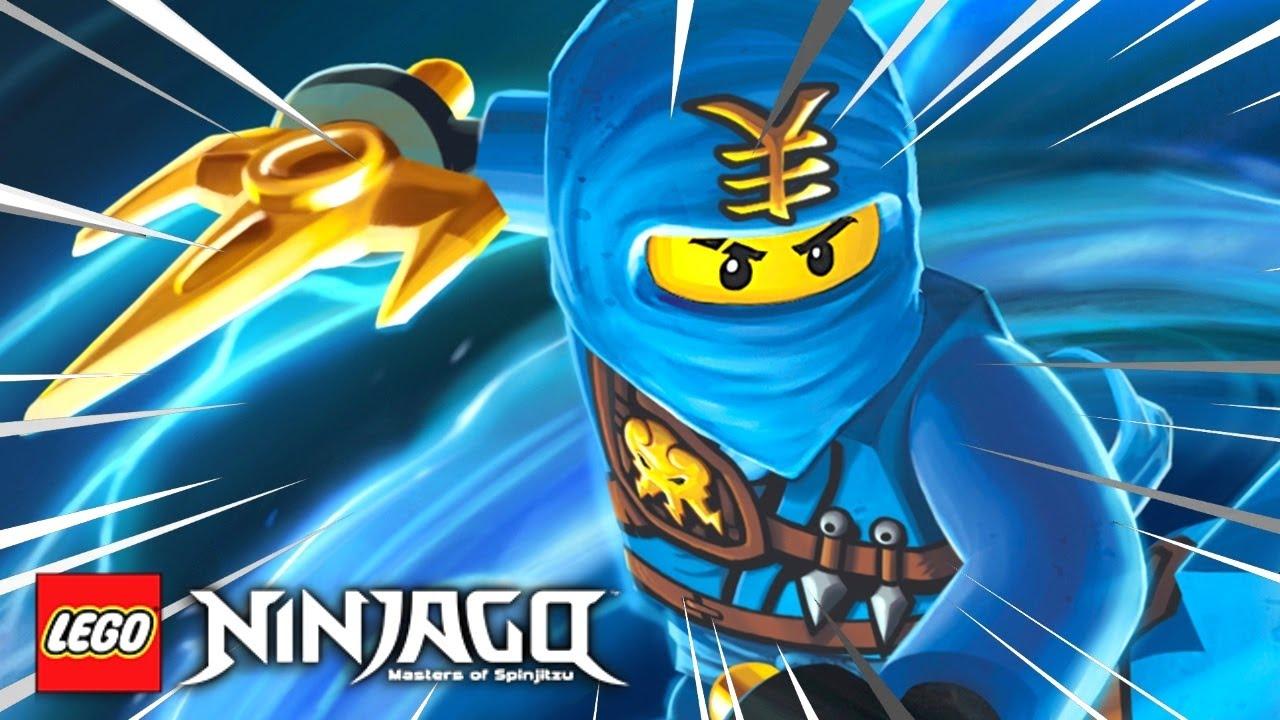 Lego Ninjago Jay Vai Resgatar Seus Amigos Lego Ninjago