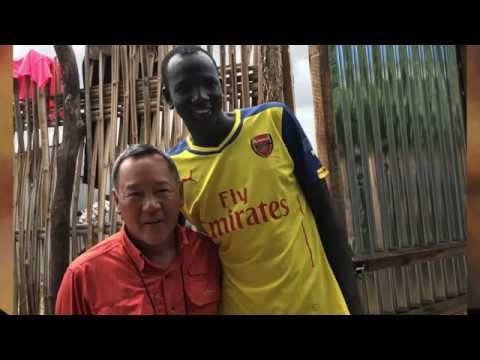 Kirk Yamaguchi on the 2015 South Sudan/Petros Network Trip