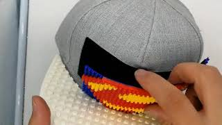 Кепки Лего. Обзор
