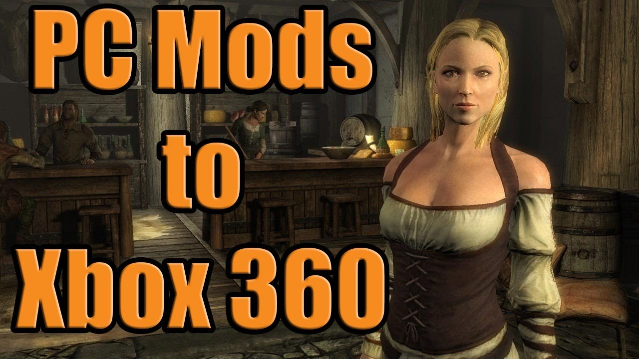 How To Convert Skyrim PC Mods To Xbox 360 Tutorial