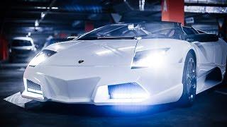 Тюнинг для ламборгини- Иркутск - BTF(Lamborghini murcielago tuning)