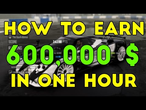 How To Earn Money Quickly 600,000$ in one hour Tutorial (Event Related) The Crew™ Wild Run