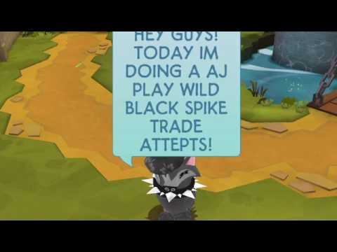 animal jam how to get a spike without trading