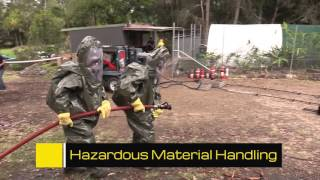 Australian Aboriginal - Indigenous Emergency Services (firefighting/rescue/HAZCHEM) Boot Camp