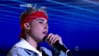 Justin Bieber Cover - Ricky Pazikas (Programa Raul Gil SBT)