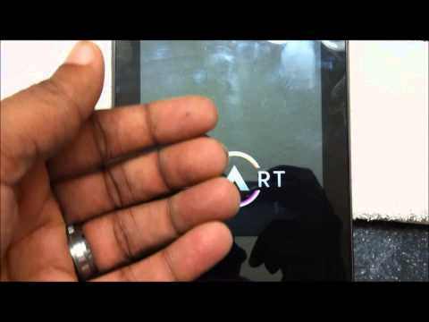 ANDROID Hisense Sero  How to Wipe/ Reset Cache review