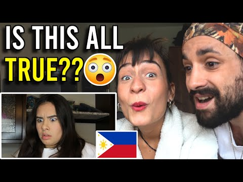 😱 Being HALF FILIPINO…WHAT its like!? – Reaction