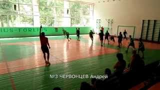 Хмельницкая гандбольная команда 2000 г.р. в Затоке