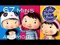 Mia and Friends | Little Baby Bum | Nursery Rhymes for Babies | Songs for Kids