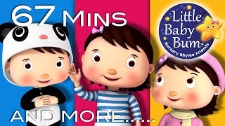 Mia and Friends | Learn with Little Baby Bum | Nursery Rhymes for Babies | Songs for Kids