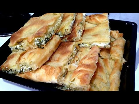 ZELNIK - Makedonska pita  / Macedonian Pie