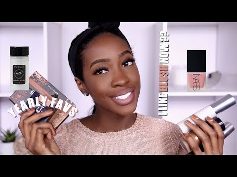 2017 Beauty Favorites !!!