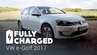 VW e-Golf 2017 | Fully Charged