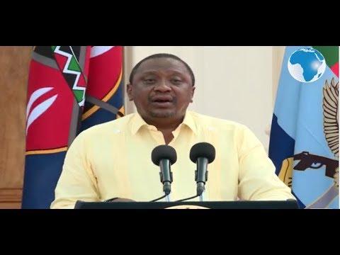 LIVE: Covid-19 Presidential press briefing