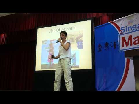 Isabelle Desjeux, Creative Director, Playeum,  Making in Education MakerFaire Singapore 2015