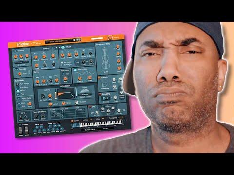 Ableton Live Producer Tries Reason 11 Rack Friktion Plugin