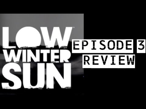 "Low Winter Sun Review|Episode 3- ""No Rounds""   #LowWinterSun"