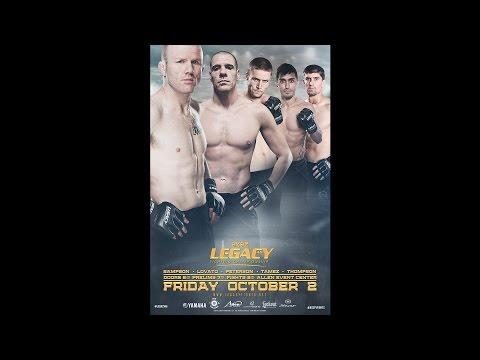 Legacy 46 Prelims: Cody Owens vs Evers Anderson