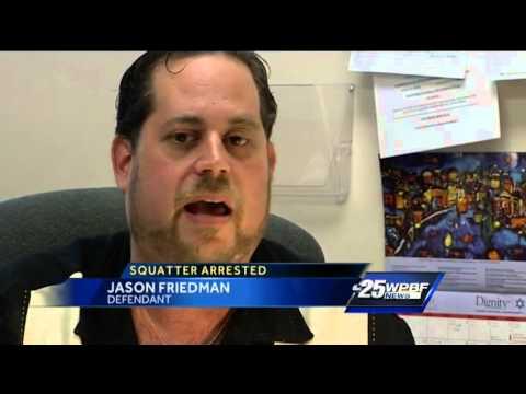 Man explains how adverse possession efforts landed him in jail