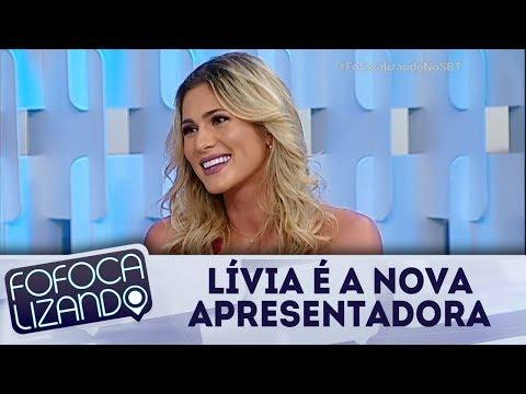Lívia Andrade é A Nova Apresentadora Do Fofocalizando | Fofocalizando (03/01/18)