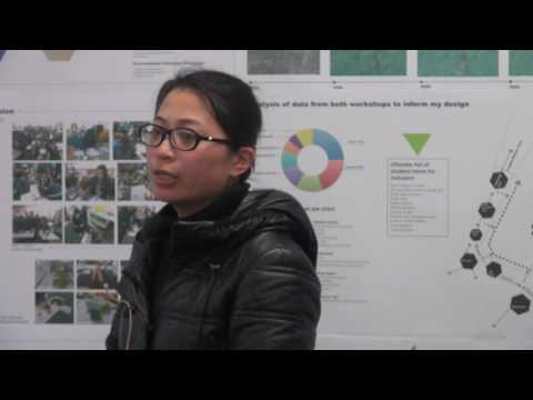Master by Project: Landscape/Architecture FCIB UNITEC 2016 Qian Wang 3rd Workshop