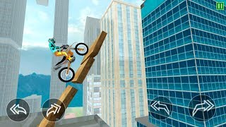 Rider 2018 - Bike Stunts - Gameplay Android game - stunt motorcycle game