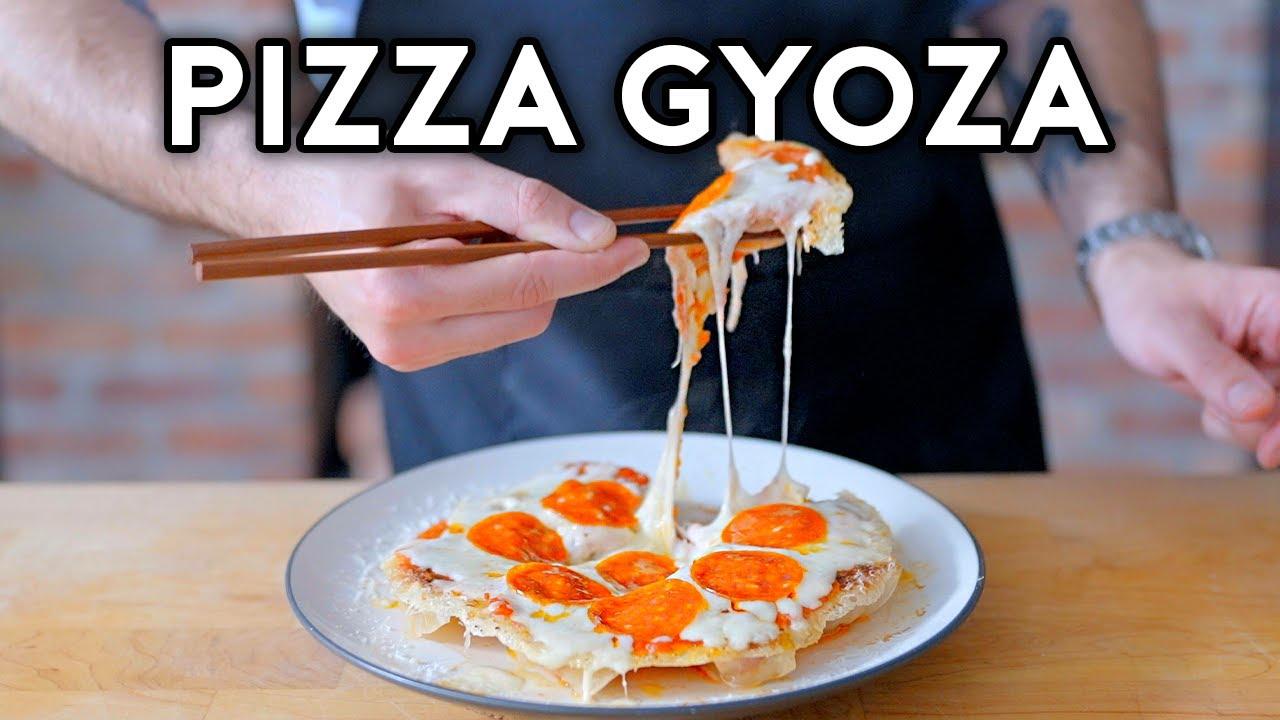 Binging with Babish: Pizza Gyoza from Teenage Mutant Ninja Turtles