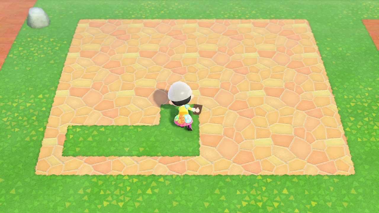 This is what terraforming in Animal Crossing is actually like